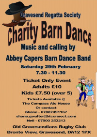 Charity Barn Dance